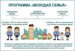 Программа Молодая Семья 2020 Псков За Какой Год Получают Субсидию