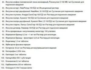 Список Бесплатных Лекарств Для Детей До 3 Лет На 2020 Год Москва