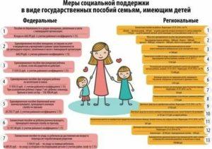 Льготы Многодетным Семьям В Московской Области В 2020 Году На Транспорт