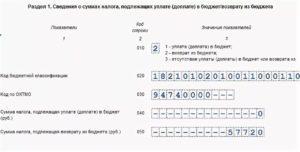 Как Узнать Код Бюджетной Классификации Для 3 Ндфл На 2020 Год