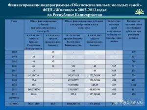 Какие Программы Есть Для Молодых Семей В 2020 Году В Башкортостане
