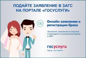 За сколько дней подают заявление в загс до свадьбы 2020