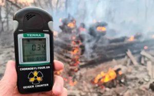 Перечень Чернобыльских Зон 2020