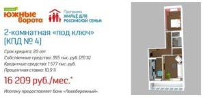 Жилье для российской семьи программа 2020 уфа какие обьекты можно купить