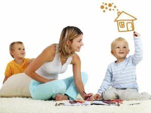 Как Купить Квартиру Молодой Семье С Двумя Детьми 2020