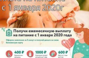 Молочная кухня для детей пособие в ростовской области в 2020