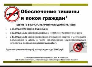 До Которого Часа Можно Шуметь В Квартире В Москве По Закону Рф 2020