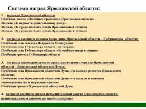 Как получить звание ветеран труда в ярославской области в 2020 году