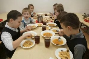Обед В Школе Цена 2020 Школа 1387