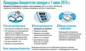 Упрощенная процедура банкротства физического лица в 2020 году когда будет