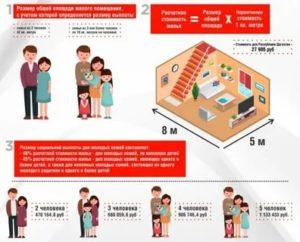 Выплаты По Программе Молодая Семья В 2020 Году Самара Сумма Выплаты На 3 Человек