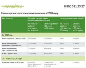 Сроки уплаты земельного налога для организаций в 2020 году