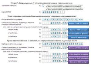Каким документом регламентирован порядок заполнения рсв в 2020 году