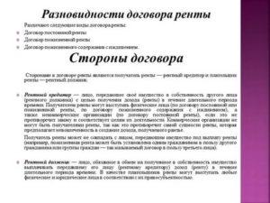 Договор пожизненной ренты на квартиру плюсы и минусы 2020