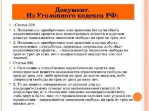 228 Ч 2 Условный Срок 2020