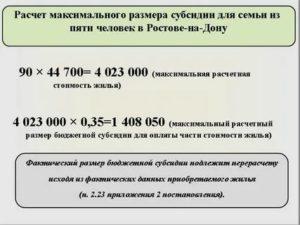 Проект Молодая Семья Калькулятор Пособия