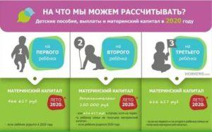 Можно ли повторно получить выплату из материнского капитала в 2020 году