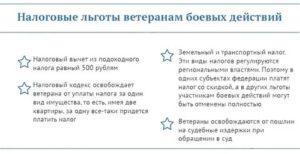 Льготы для ветеранов боевых действий в челябинской области