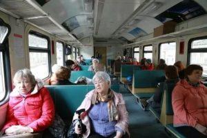 Льготы для пенсионеров на проезд в электричках спб