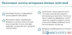 Льготы для ветеранов боевых действий в 2019 году в ростовской области