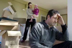 Развод С Детьми Квартира До Брака