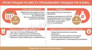 Миграционный учет иностранных граждан в российской федерации 2020 через мфц