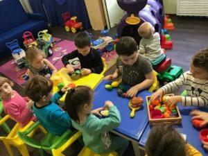 Москва в детский сад со скольки лет