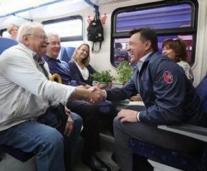 Проезд пенсионеров подмосковья в москве последние новости в 2020г