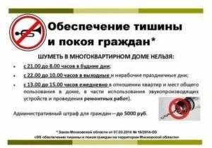 До Скольки Можно Шуметь В Квартире По Закону Рф 2020 В Кирове