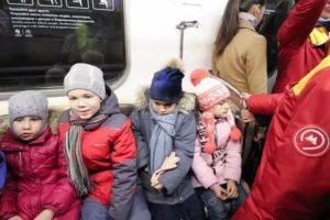 Проезд в метро бесплатно детям до 7 лет включительно 2020