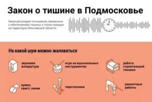 Когда нельзя шуметь в квартире в московской области 2020