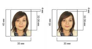 Сколько фотографий нужно на паспорт в 14 лет в 2020