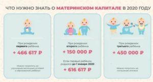 За 3 ребёнка что дают в 2020 году если первый ребенок совершеннолетний