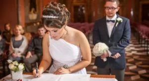 Можно ли подать заявление в загс за полгода до свадьбы 2020