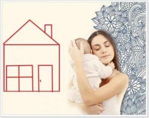 Ипотека Молодой Маме С Ребенком В Разводе В 2020 Году