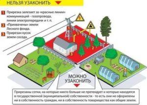 Как присоединить к участку пустующую землю с 1 января 2020 года