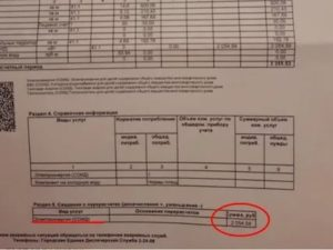Рсо Выставляет Счета Управляющей Компании За Одн Водоотведение В 2020 Году