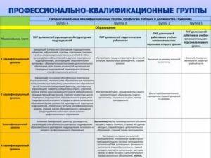 2020 Год Бюджетное Учреждение Науки Название Должностей Должны Соответствовать Квалификационному Справочнику