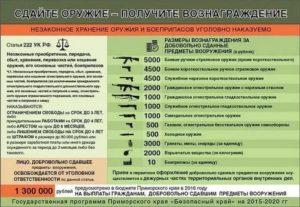 Наказание за ношение холодного оружия в россии в 2020 году
