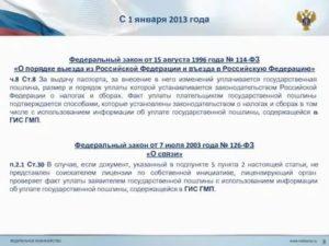 Закон о порядке выезда из рф и въезда в рф 2020