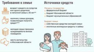 Молодая семья сколько денег москве 2020