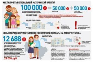 Региональное Пособие 100000